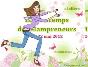 Invitation Printemps des mam
