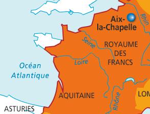 Animation – Carte de France