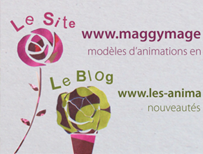 Les animations de Maggy'mage